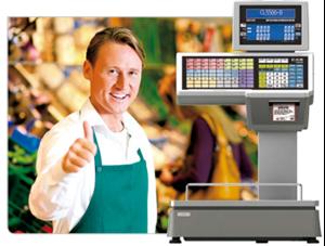 529c886d68 Retail-Cân siêu thị CL5500D Cân siêu thị