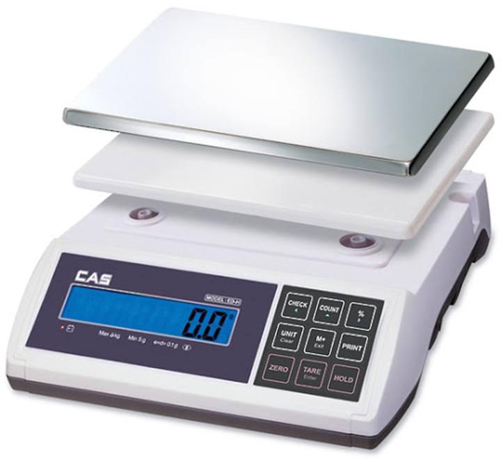 47a0c7b50e Basic scale-Cân bàn điện tử CAS ED-H 15Kg cân điện tử Cân thông dụng