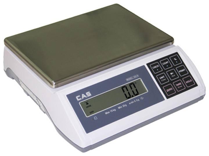 6c482e30f9 Basic scale-Cân bàn điện tử CAS ED 15Kg cân điện tử Cân thông dụng