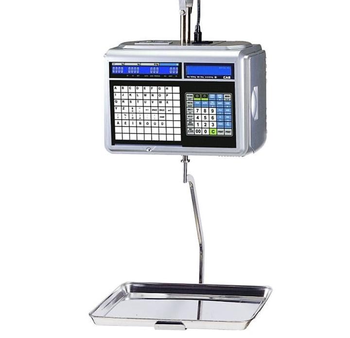 756a56b2db Market-Cân điện tử in nhãn CAS CL-5000 H 30kg/10g cân siêu thị điện tử Cân siêu thị