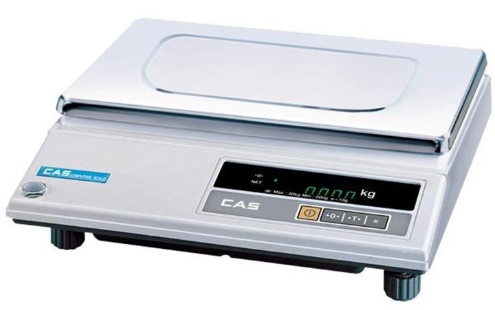 7615d49411 Basic scale-Cân điện tử bàn CAS AD 30Kg cân điện tử Cân thông dụng
