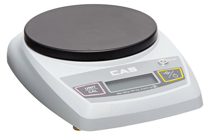 77f94b0816 Basic scale-Cân bàn điện tử CAS SH 200g cân điện tử Cân thông dụng