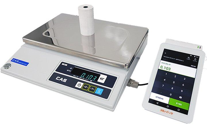 979a05a6af Basic scale-Cân bàn điện tử CAS AD-H 30kg cân điện tử Cân thông dụng