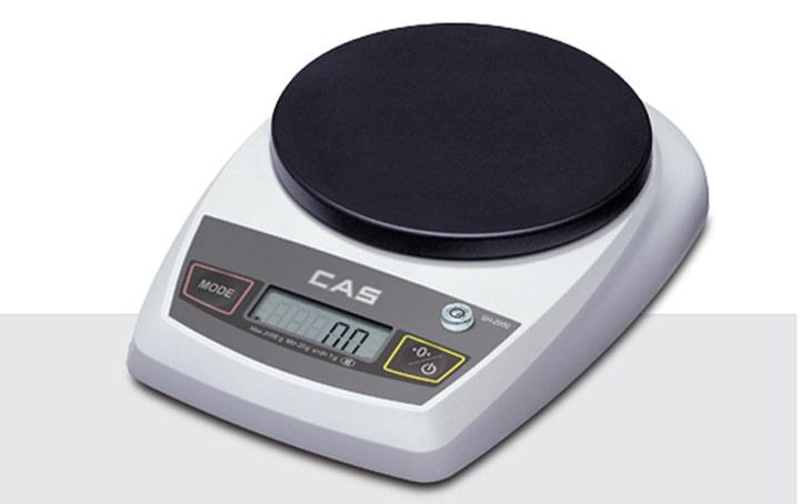 c968362fde Basic scale-Cân bàn điện tử CAS SH 2000g cân điện tử Cân thông dụng