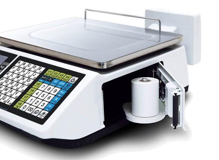 dadb39a578 Market-Cân điện tử in hóa đơn CAS CT-100B 30Kg/10g cân siêu thị điện tử Cân siêu thị