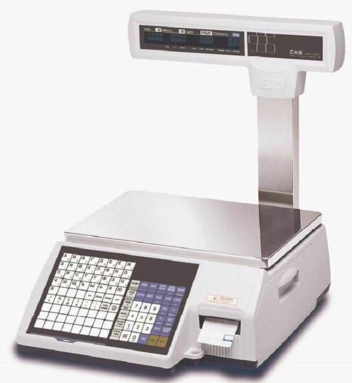 f11a408329 Market-Cân điện tử in nhãn CAS CL-5000J CB 15Kg/5g cân siêu thị điện tử Cân siêu thị