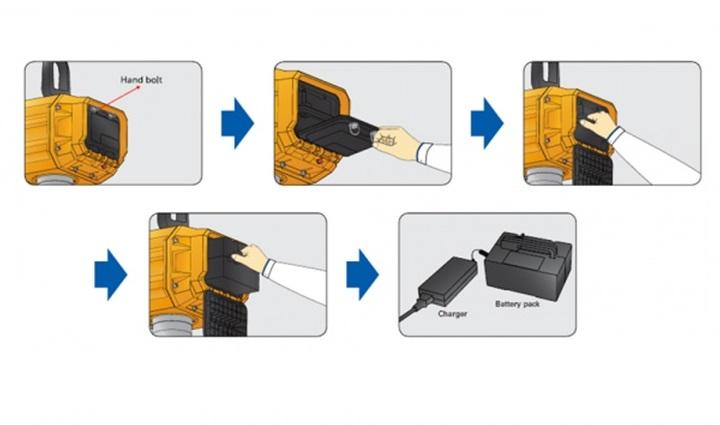 fa740da651 Crane scale-Cân treo điện tử CAS THD-BT 5 Tấn/2Kg cân điện tử Cân treo điện tử